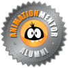 Animation Mentor Student Badge